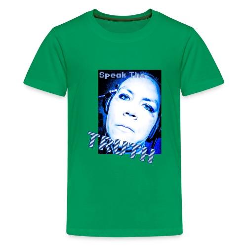 SpeakTheTruth - Kids' Premium T-Shirt