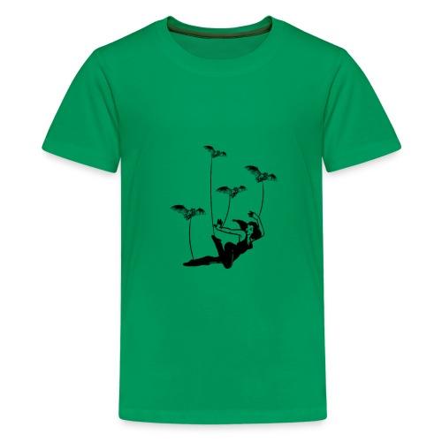 Taken by Bats - Kids' Premium T-Shirt