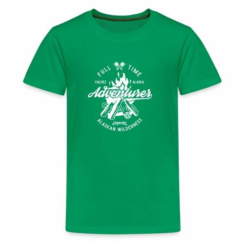 Superior - Alaska Adventure - Kids' Premium T-Shirt