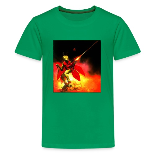 A Micronauts Repto - Kids' Premium T-Shirt