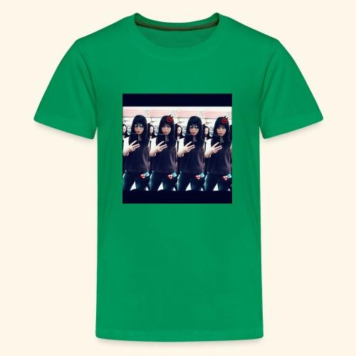 Selfie Designs - Kids' Premium T-Shirt