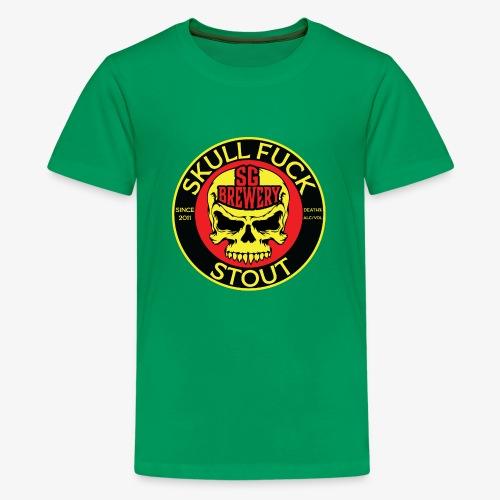 Skull Fuck Stout - Kids' Premium T-Shirt