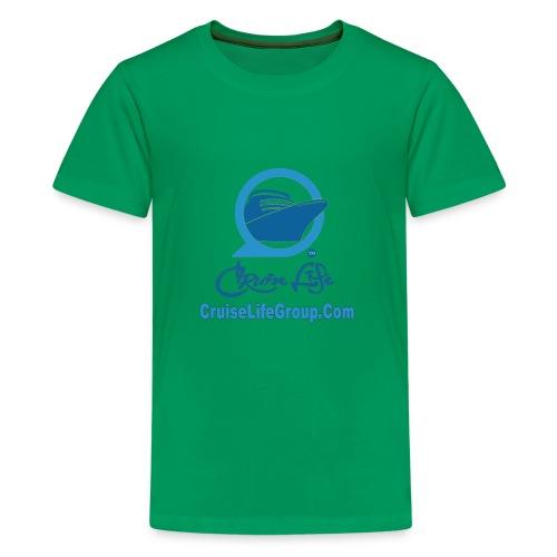 Cruise Life Classic - Kids' Premium T-Shirt