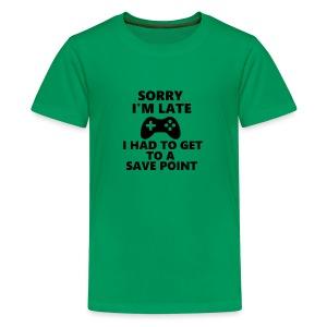 Save Poimt - Kids' Premium T-Shirt