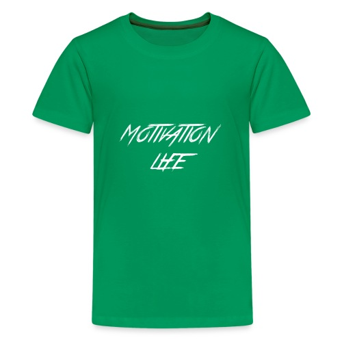 Motivation Life 1 - Kids' Premium T-Shirt