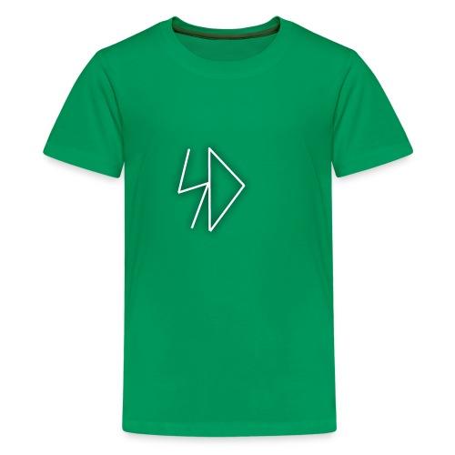 Sid logo white - Kids' Premium T-Shirt