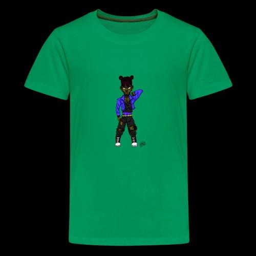 Lil UZI VERT X TRUNKS - Kids' Premium T-Shirt