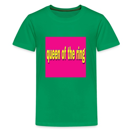 D270B25B 9E90 4F6D 9313 AAB047683751 - Kids' Premium T-Shirt
