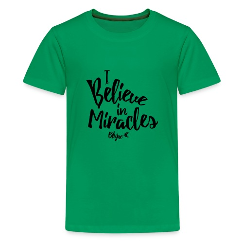 I Believe In Miracles Tee - Kids' Premium T-Shirt