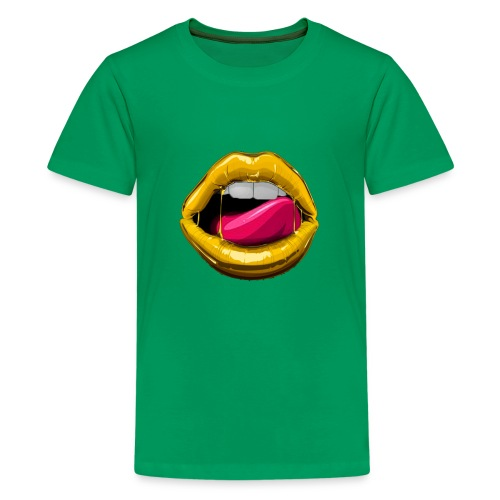 GOOD LIPZ - Kids' Premium T-Shirt