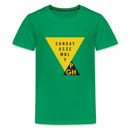 Sunday Assembly Pittsburgh Logo - Kids' Premium T-Shirt
