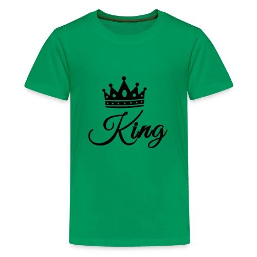 King Tshirt - Kids' Premium T-Shirt