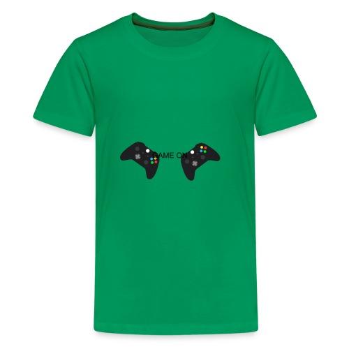 Game ON - Kids' Premium T-Shirt