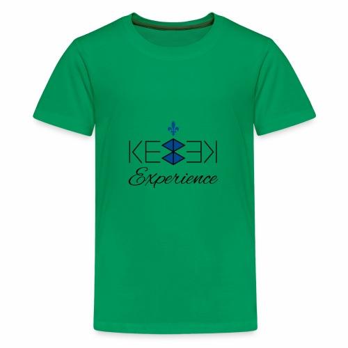 Kebek Experience - Kids' Premium T-Shirt