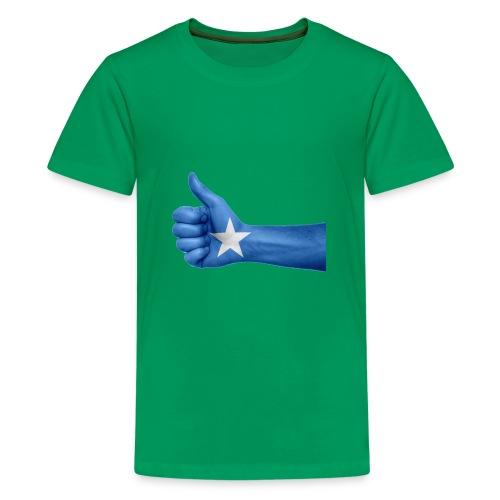 somalia - thumps Up - Kids' Premium T-Shirt