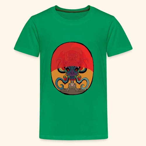 War of the worlds - Kids' Premium T-Shirt