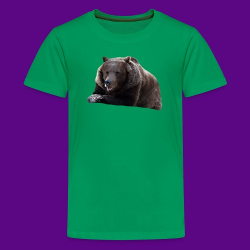 AMERICAN BLACK BEAR - Kids' Premium T-Shirt