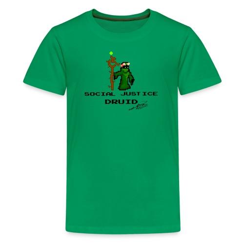 Social Justice Druid - Kids' Premium T-Shirt