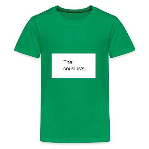 The Cousins's - Kids' Premium T-Shirt
