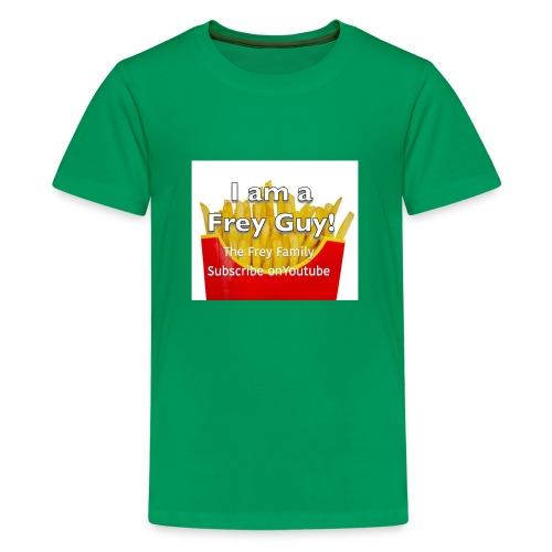 French Frey Shirt - Kids' Premium T-Shirt