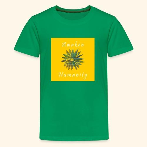 Awaken Humanity Brand - Kids' Premium T-Shirt