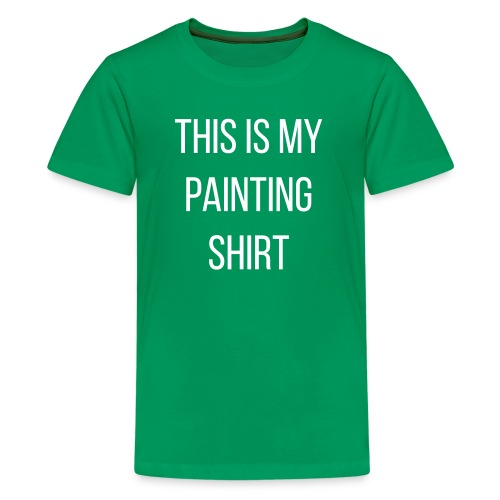 My Painting Shirt - Kids' Premium T-Shirt