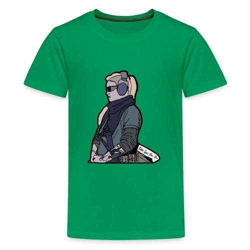 Baby Goes Pew Pew - Kids' Premium T-Shirt
