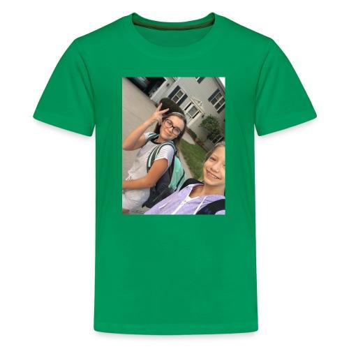 Lilli and maddie - Kids' Premium T-Shirt