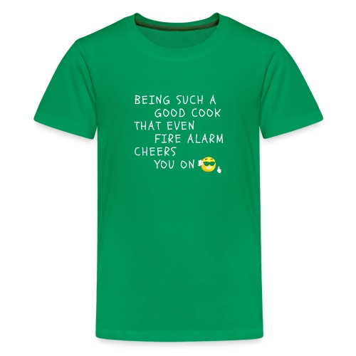 Cook - Kids' Premium T-Shirt