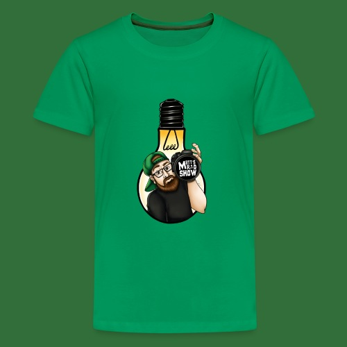 Matt s Rad Show Light Bulb - Kids' Premium T-Shirt