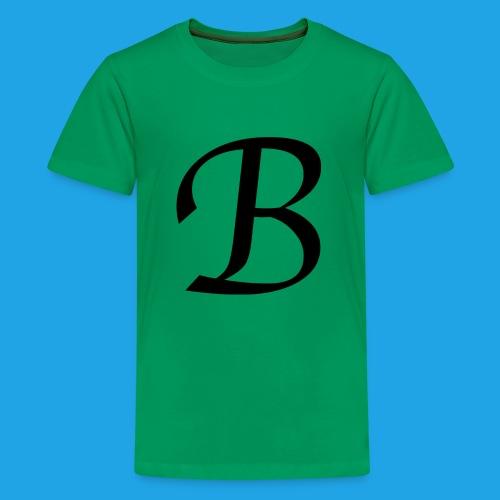 Letter B - Kids' Premium T-Shirt