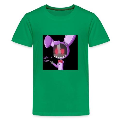 Bonnie vlogs merch - Kids' Premium T-Shirt
