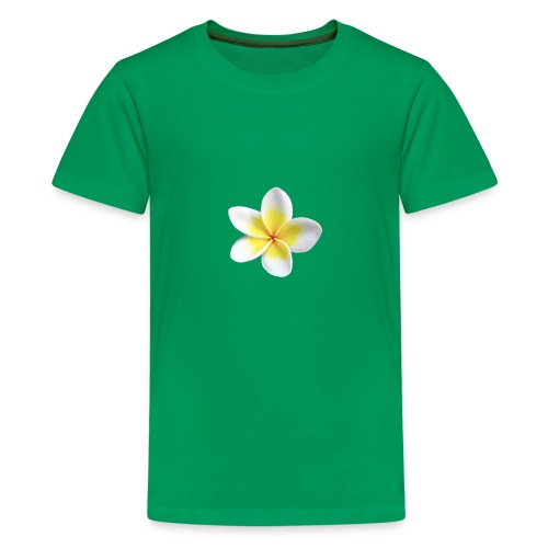 Plumeria Collection - Kids' Premium T-Shirt