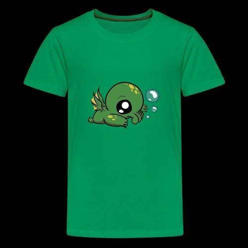 The baby cthulhu - Kids' Premium T-Shirt