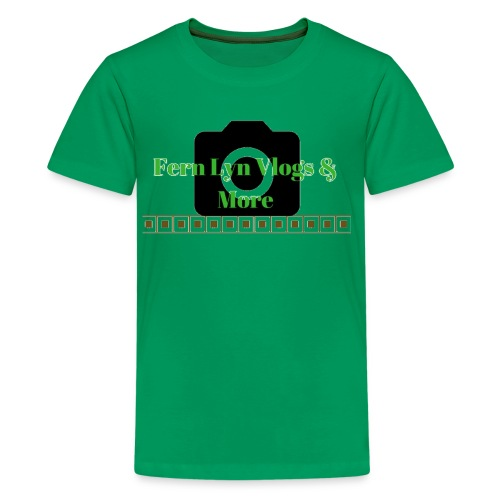 Fern Lyn Vlogs & More - Kids' Premium T-Shirt