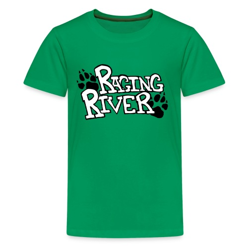 Raging River - Kids' Premium T-Shirt