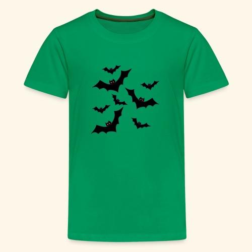 Halloween bats - Kids' Premium T-Shirt