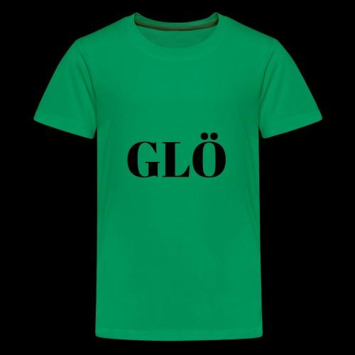 GLÖ BLACK - Kids' Premium T-Shirt