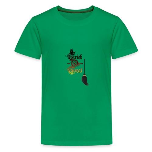 trick or treat 6 - Kids' Premium T-Shirt
