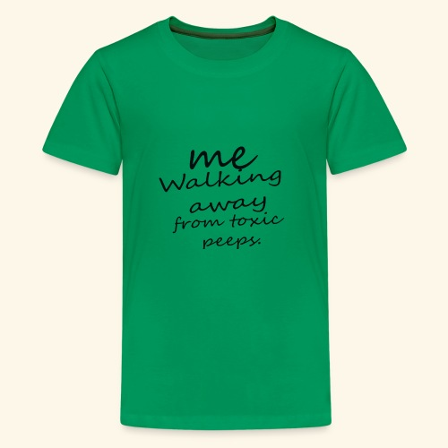 toxic peeps - Kids' Premium T-Shirt