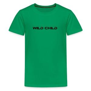 WIld Child - Kids' Premium T-Shirt