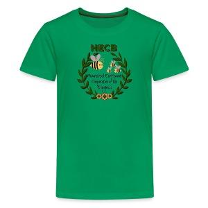 HECB Homeschool Enrichment Cooperative Bluegrass - Kids' Premium T-Shirt