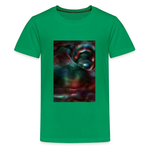 Colorful abstract design - Kids' Premium T-Shirt