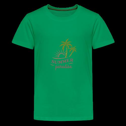 design-10 - Kids' Premium T-Shirt