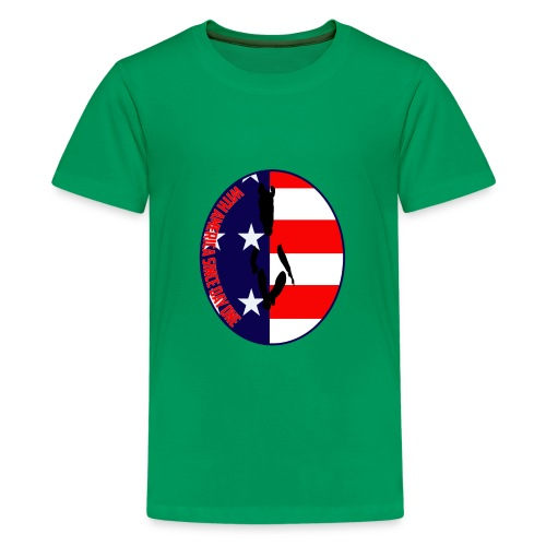 With America Since Day One - Kids' Premium T-Shirt
