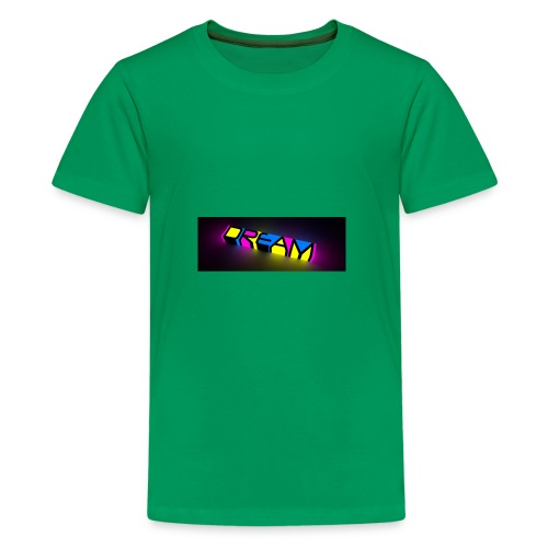 dream color neon - Kids' Premium T-Shirt