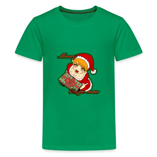 Merry Ginge-Mas - Kids' Premium T-Shirt