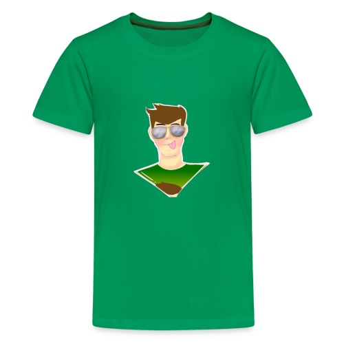 RG GAMER MERCH V.1 - Kids' Premium T-Shirt