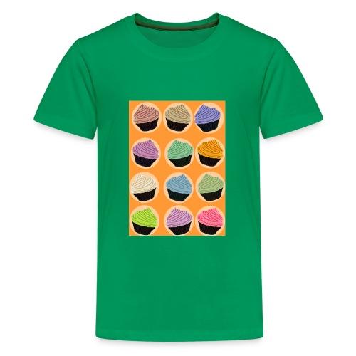 Cupcake TIme - Kids' Premium T-Shirt