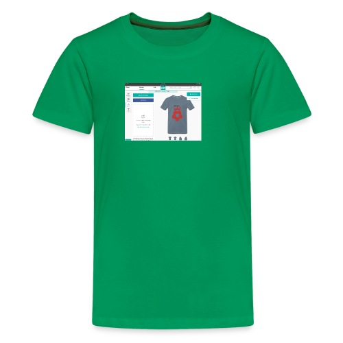 Raiyan Danish - Kids' Premium T-Shirt